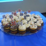 Cupcakes for the Eagle Scout Ceremony